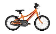 PUKY - Detský bicykel ZLX 16-1F Alu - oranžový, voľnobeh