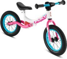 PUKY - odrážadlo LR Ride - biela / ružová