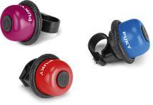 PUKY - Otočný zvonček pre Wutsch, Pukylino a Fitsch červený (G18)