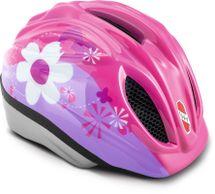 PUKY - Prilba - lovely pink - veľkosť M/L