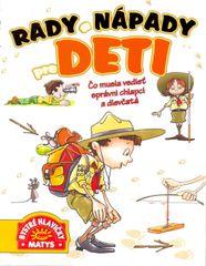 Rady a nápady pre deti - 2. vydanie - autor neuvedený