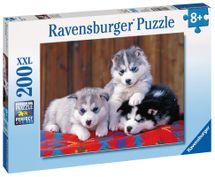 RAVENSBURGER - Husky; 200 dielikov