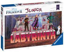 RAVENSBURGER - labyrinth Junior Disney ľadové kráľovstvo 2