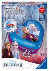 RAVENSBURGER - srdce Frozen 2 54 dielikov