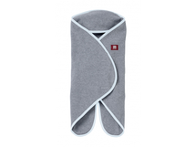 RED CASTLE - Babynomade Fleece šedý 6-12 m