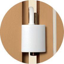 REER - Ochrana prstov do dverí, okien 2 ks