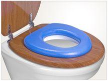 REER - WC redukcia soft, modrá