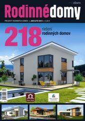 Rodinné domy jar/leto 2013 - Kolektív autorov