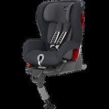 RÖMER - Autosedačka Safefix Plus 9-18 kg, 2017 - Storm Grey
