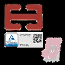 RÖMER - Sada pre použitie v lietadlách na autosedačke Eclipse