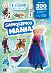 Samolepkománia/ Ľadové kráľovstvo - Disney