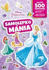 Samolepkománia/ Princezné - Disney