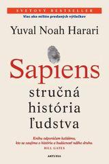 Sapiens - Stručná história ľudstva - Yuval Harari Noah