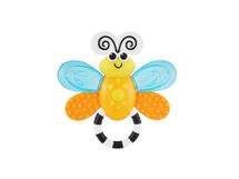 SASSY - Chladiace hrýzatko s krídelkami