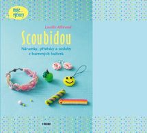 Scoubidou - Náramky, přívěsky a ozdoby z barevných bužírek - Lucille Allirand