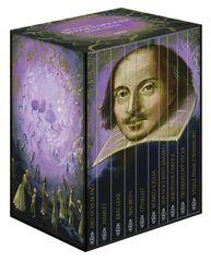 Shakespeare - komplet 10 kníh - William Shakespeare