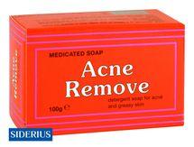 SIDERIUS - Acne Remove – medicinálne mydlo na akné a mastnú pokožku 100g
