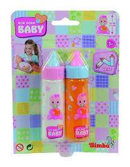 SIMBA - 2 Fľaštičky Pre Bábiky