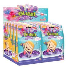 SIMBA - Glibbi Glitter Slime Trblietavý Fialový