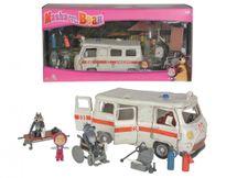 SIMBA - Masha and the Bear Ambulance playing set