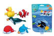 SIMBA - Plávacie Zvieratko, Na Naťahovanie