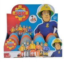 SIMBA - Požiarnik Sam Figúrka vo vajíčku 6 druhov 9251027