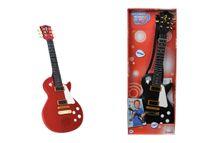 SIMBA - Rocková gitara, 56 cm, 2 druhy