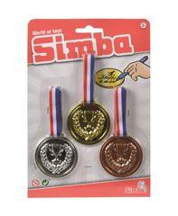 SIMBA - Tri Medaile