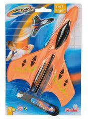 SIMBA - Vystreľovacie Lietadlo Soft Glider Jet, 3 Druhy