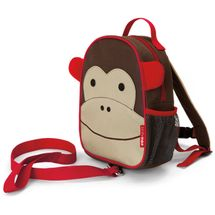 SKIP HOP - Zoo Batôžtek Mini - Opička