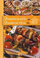 Slovenská kuchárka/ Slowakische küche - Marettová Katarína