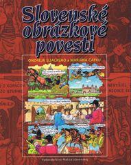 Slovenské obrázkové povesti - Kolektív autorov