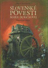 Slovenské povesti Márie Ďuríčkovej - 2.vydanie -  Mária Ďuríčková