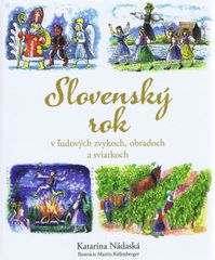 Slovenský rok - Nádaská Katarína