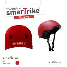 SMART TRIKE - Detská prilba, M - červená