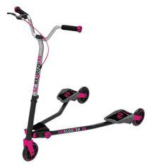SMART-TRIKE - kolobežka 223 Ski Scooter Z5 fialová
