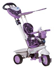 SMART TRIKE - Trojkolka Dream Touch - Purple