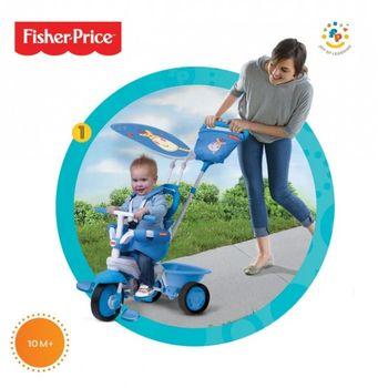 SMART TRIKE - trojkolka Fisher Price 146 Elite blue