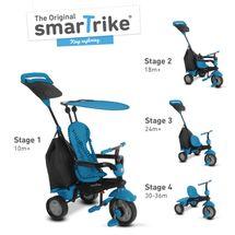 SMART TRIKE - Trojkolka Glow 4 v 1, modrá