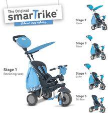 SMART TRIKE - Trojkolka Splash - Modrá