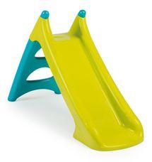 SMOBY - Šmýkačka Xs 90 cm zeleno-modrá