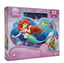 SPIN MASTER - Princess Penové Puzzle 25Ks