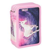 SPIRIT - Peračník 3-poschodový/plný, Magic Unicorn