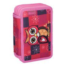 SPIRIT - Peračník 3-poschodový/plný, Owl Red
