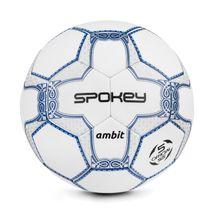 SPOKEY - AMBIT futbalová lopta bielo-strieborná vel. 5