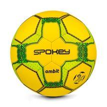 SPOKEY - AMBIT futbalová lopta žlto-zelená vel. 5
