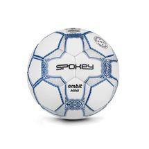 SPOKEY - AMBIT MINI Futbalová lopta vel. 2 bielo-strieborná