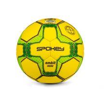 SPOKEY - AMBIT MINI Futbalová lopta vel. 2 žlto-zelená