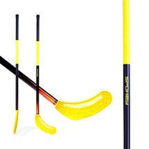 SPOKEY - AVID II - Hokejka florbal žltá rovná