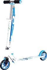 SPOKEY - AZURE Skladacia kolobežka 145 mm bílo - modrá